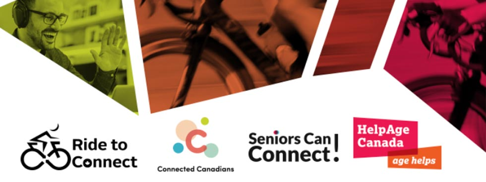 Ride to Connect campaign