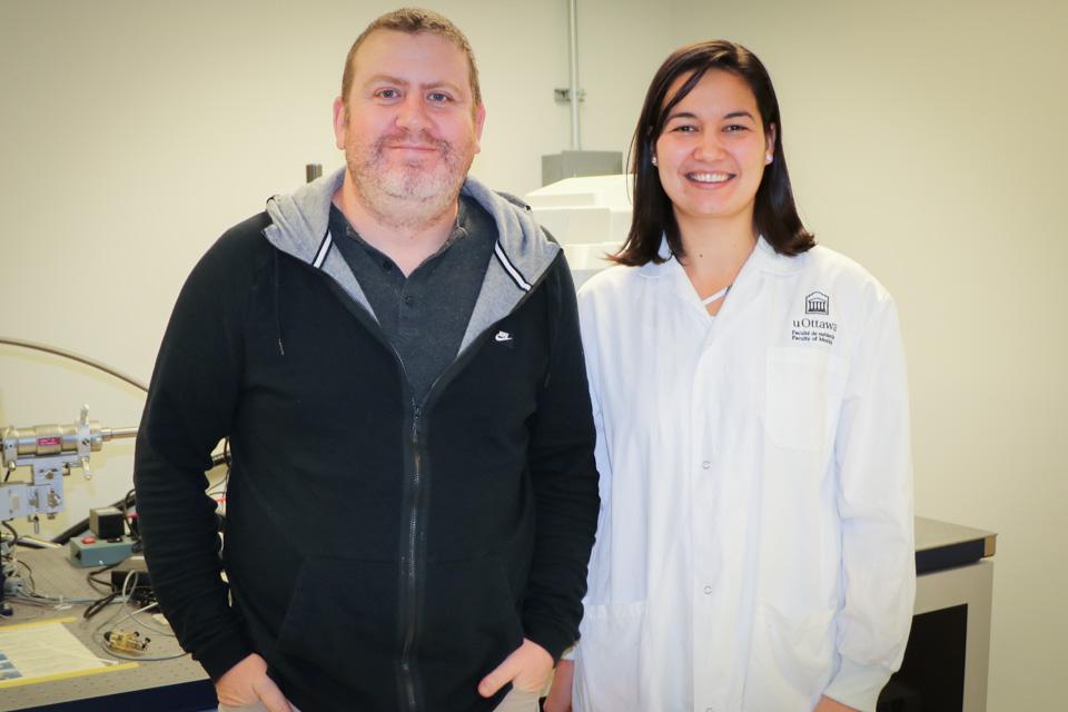 Dr Jean-François Couture et Dre Sabina Sarvan