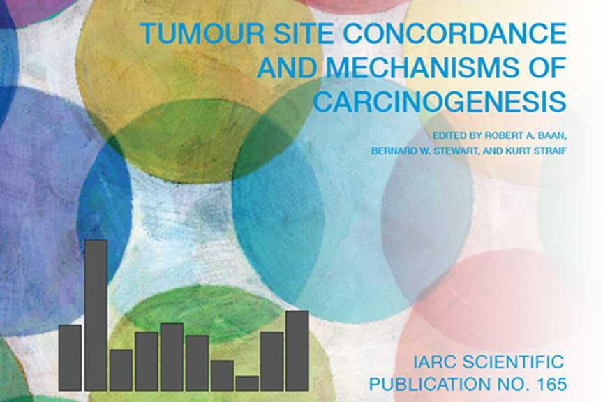 The front cover of the World Health Organization's recent IARC Scientific Publication No. 165.