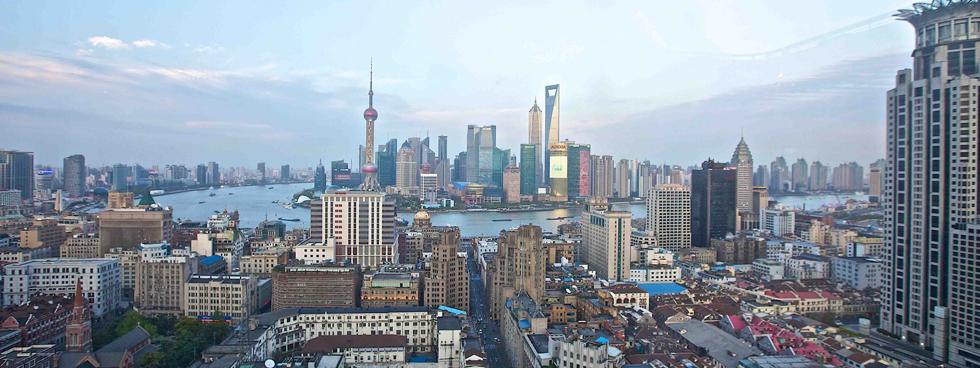 City of Shanghai