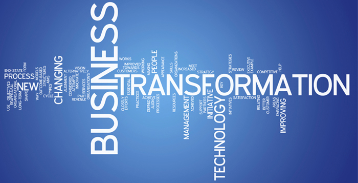 Business Transformation text
