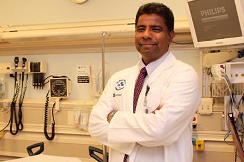 Lead Author Dr. Venkatesh Thiruganasambandamoorthy