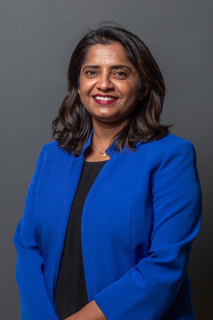Photo of Dr. Vidhya Nair