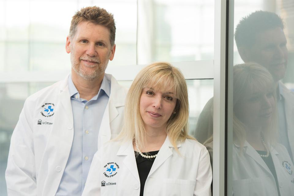 Dr. Jodi Warman Chardon et Dr. Robin Parks