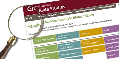 Guide des études supérieures
