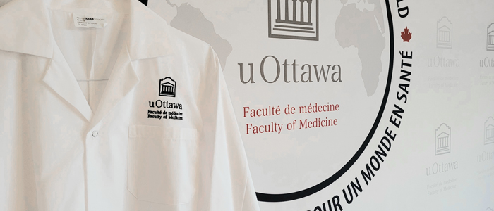 Picture of a white coat