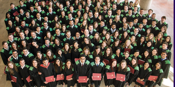MD 2017 convocation group photo