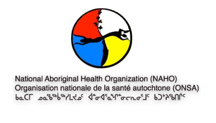National Aboriginal Health Organization Logo